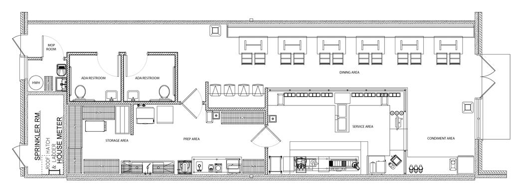 How to Design a Restaurant Floor Plan