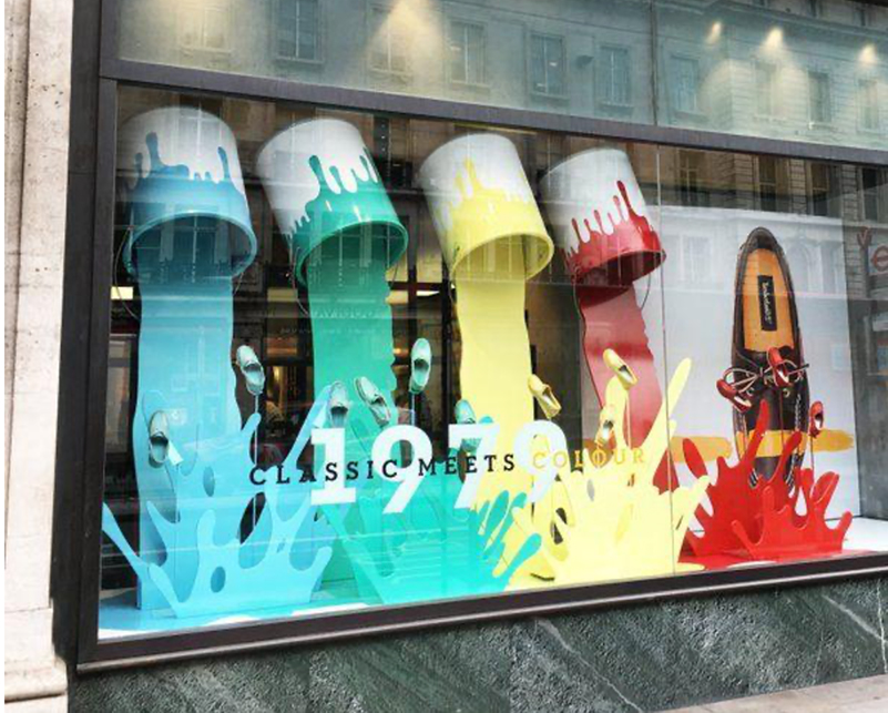 The Retailer S Guide To Effective Retail Window Displays With Examples Lightspeed Hq