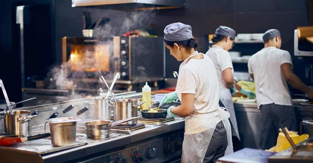 Are Ghost Kitchens The Future Of The Restaurant Industry Lightspeed Hq